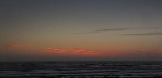 Sunset at Ocean Beach, San Francisco (2013)
