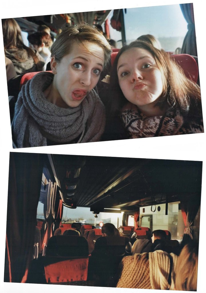 Friends, Bus