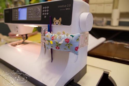 Sewing Machine Tool Belt Tutorial