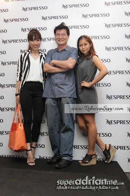 nespresso - Savour 2013, Singapore - rebeccasawblog (3)