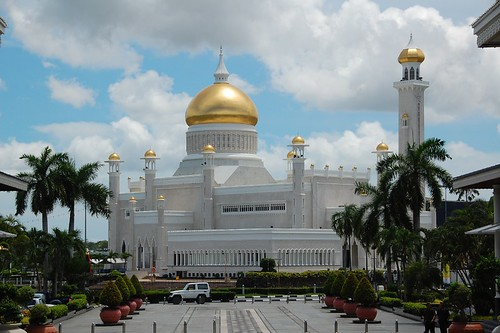 Bandar Seri Begawan in Brunei