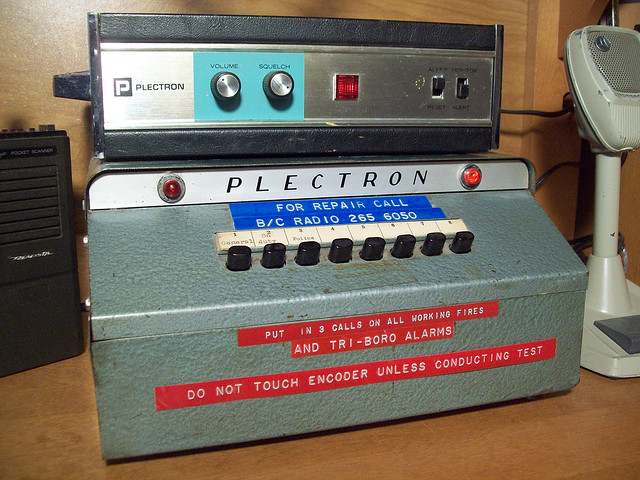 FAQ Plectron and Motorola Alert Monitor Receivers