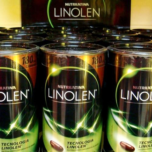 Linolen para reduzir medidas by Mega Vitaminas
