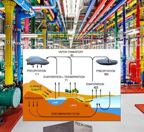 Water cycle/Tech-Chem/Google