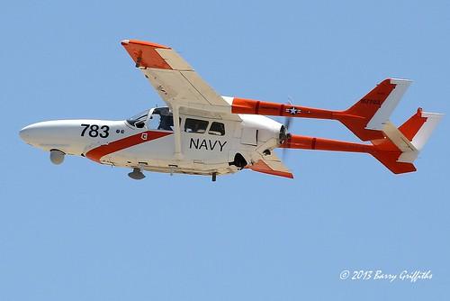 Cessna O-2A Pelican US Navy BuNo 167783