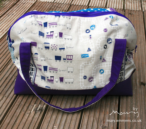 Aeroplane Bag - side 2
