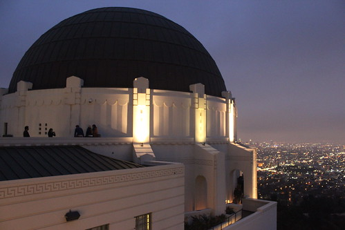 Griffith Observatory, Los Angeles Ca.
