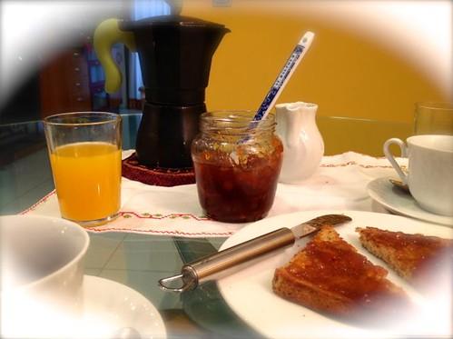 Un desayuno diez