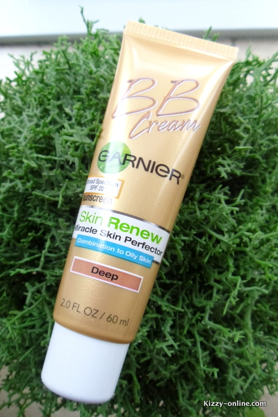Garnier BB Cream Oil Shine Control Skin Renew Miracle Protector Sunscreen Deep Free Combination Review Reviews