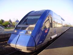 Autorail SNCF classe X 72500
