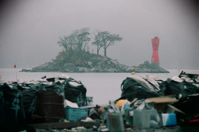 蓬莱島(ひょっこりひょうたん島)