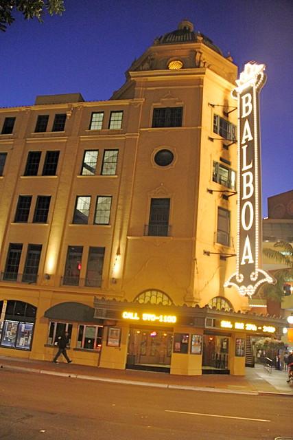 Balboa Theater - San Diego, Ca