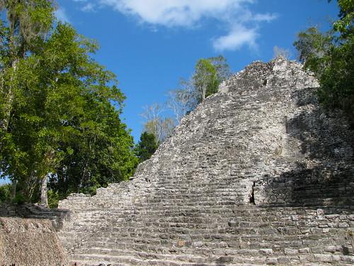 Pirámides de Cobá