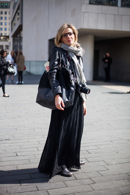 Street Style - Elisabetta, Vogue Festival