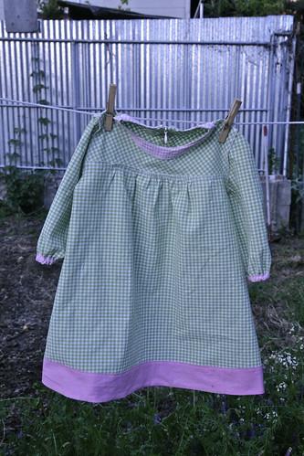 Dress for Helen.