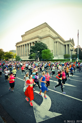 NIKE WOMEN HALF MARATHON WASHINGTON DC