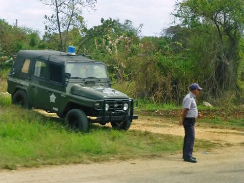 Beijing BJ212 - Policía Revolucionaria de Cuba