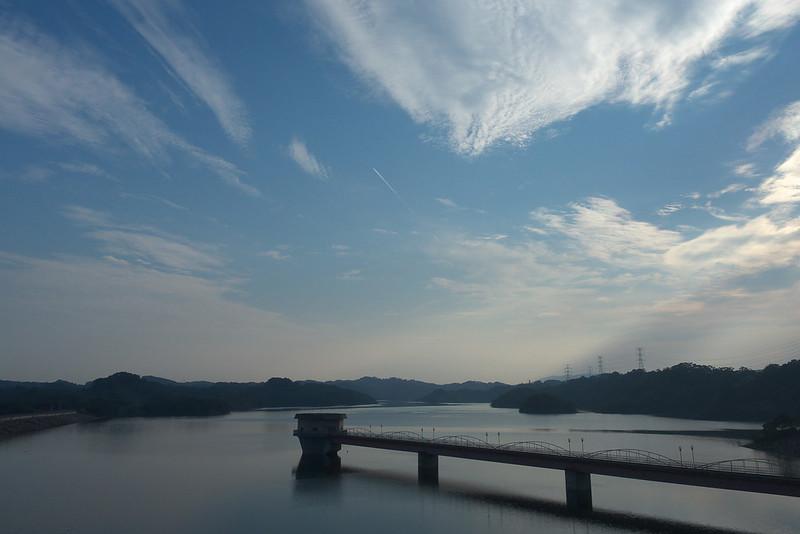 新竹車友也來貼幾張寶二水庫照片