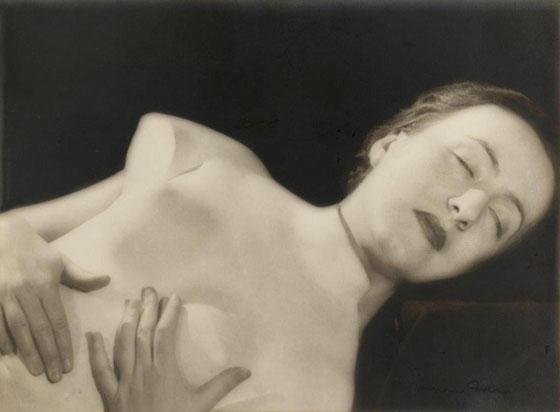 מאן ריי, ללא כותרת , 1937-1935