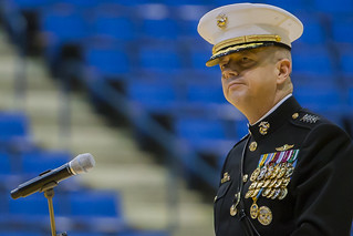 Gen. John R. Allen retires from Corps