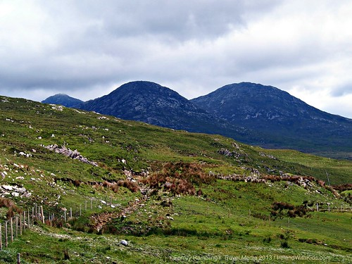 12 Bens Mountains, Connemara, Ireland