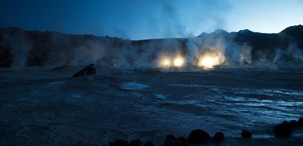 Atacama - Geisers del Tatio