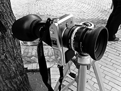cameras & optics, digital camera, white, photograph, mirrorless interchangeable-lens camera, light, filmmaking, monochrome photography, monochrome, black-and-white, black, reflex camera,