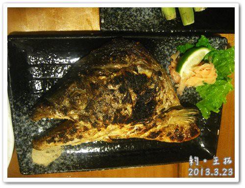 130323-烤魚頭