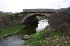 Ponte romana da Coitada em Longroiva, Meda
