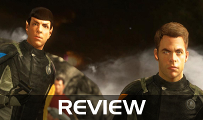 Review: Star Trek: The Video Game (XBOX 360)