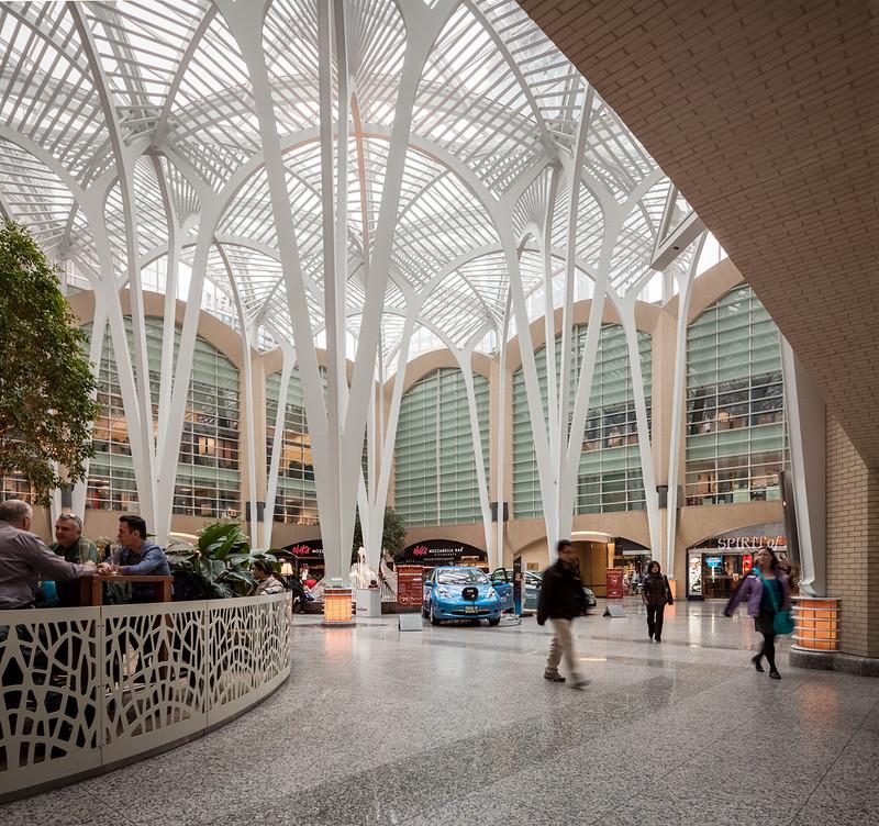 Modernist Architecture: Toronto