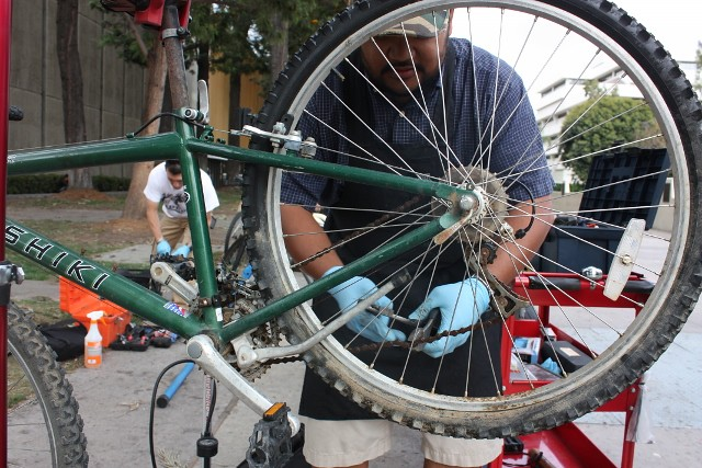 bicycle repairs by mtnbikeriders.com
