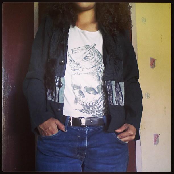 Tenu du jour #blog #blogueuse #mode #look #zara