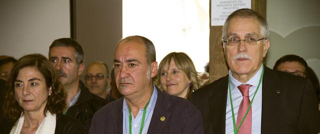 MUko Aretxabaletako Ikus-entzunezkoen fakultatearen inaugurazio ekitaldia