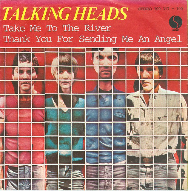 Talking Heads - Take Me To The River - D - 1978