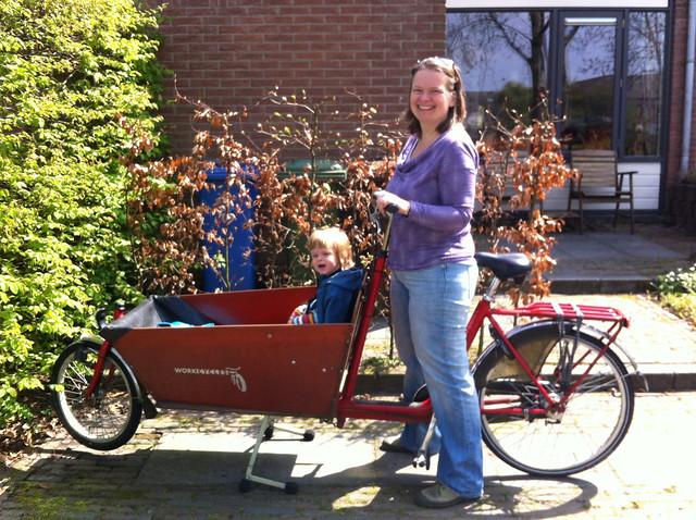 vee rides dutch-style