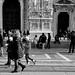 Praça do Duomo e Galeria Vitório Emanuele