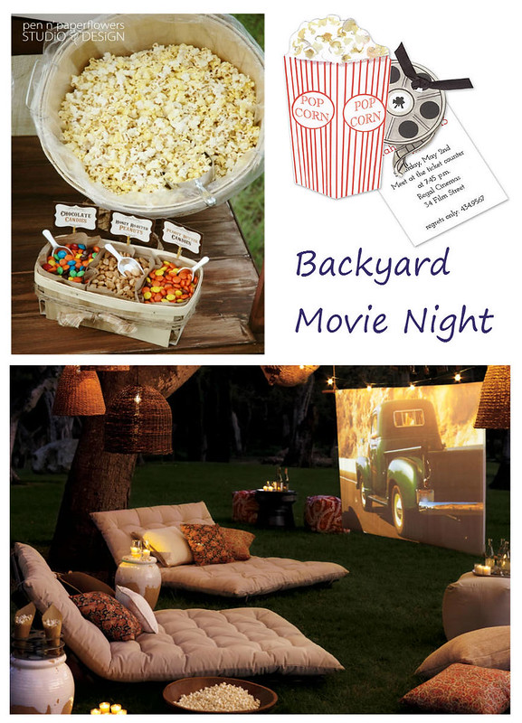 backyard-movie-night-under-the-stars