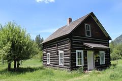 Bull River Guard Station