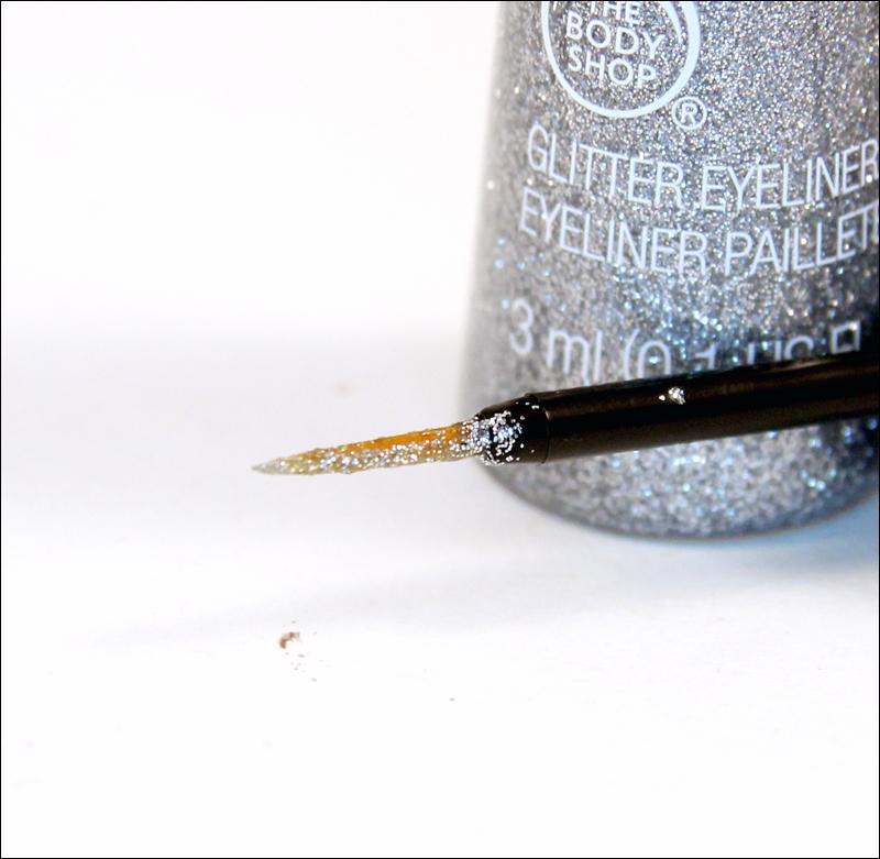 TBS glitter eyeliner2