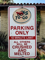 Parking At Your Own Risk