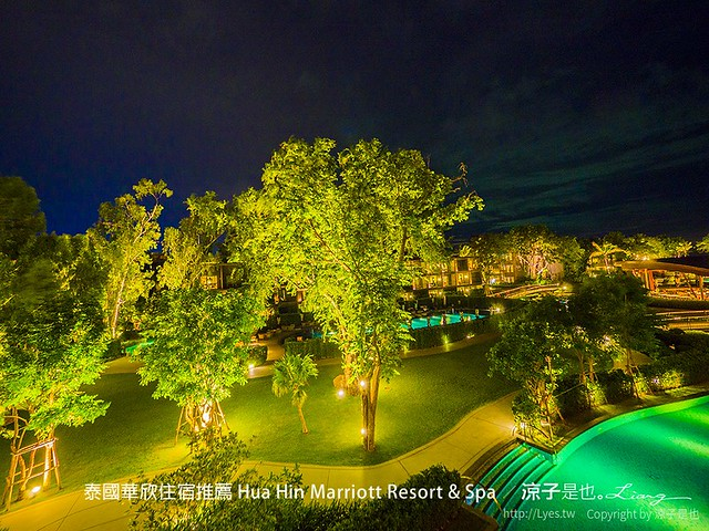泰國華欣住宿推薦 Hua Hin Marriott Resort & Spa 22