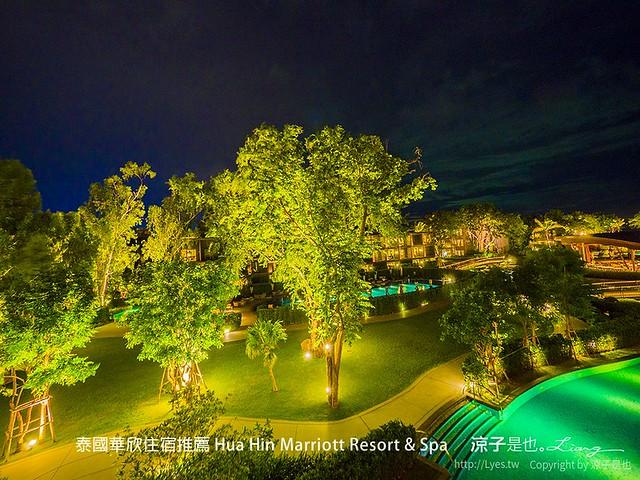 泰國華欣住宿推薦 Hua Hin Marriott Resort & Spa 22