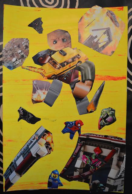 Magazine Collage - OA