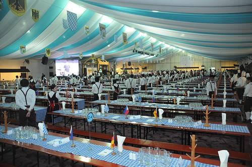 77th Oktoberfest Setup (3)