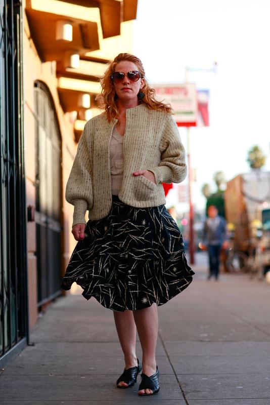 joycegrimm street style, street fashion, women, San Francisco, Mission Street, Quick Shots
