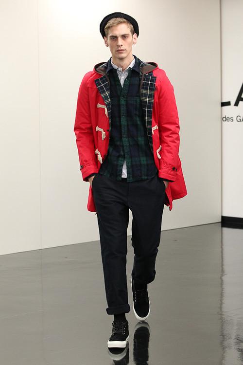 FW13 Tokyo COMME des GARCONS HOMME003_Jeremy Dufour(Fashionsnap)