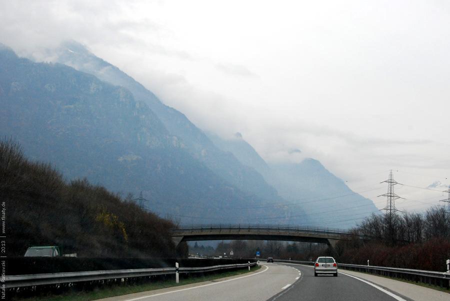 Unterwegs in der Schweiz