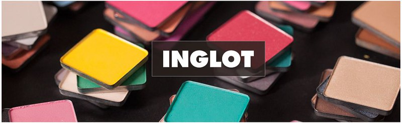 Inglot on Beautylish