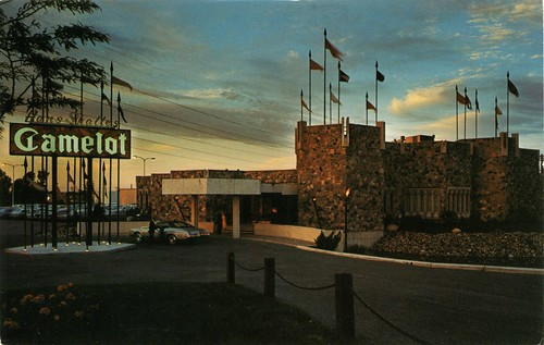 Camelot Restaurant, Minneapolis, Minnesota